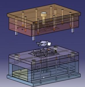 مراحل طراحی قالب تزریق پلاستیک – قسمت دوم